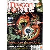Dragon Rouge N° 1 (magazine de jeux de rôles) 011