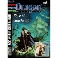 Dragon Magazine N° 6 (L'Encyclopédie des Mondes Imaginaires)