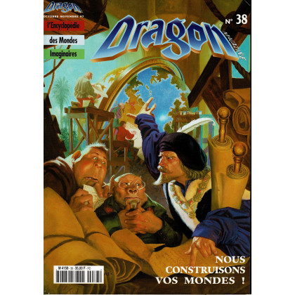 Dragon Magazine N° 38 (L'Encyclopédie des Mondes Imaginaires) 003
