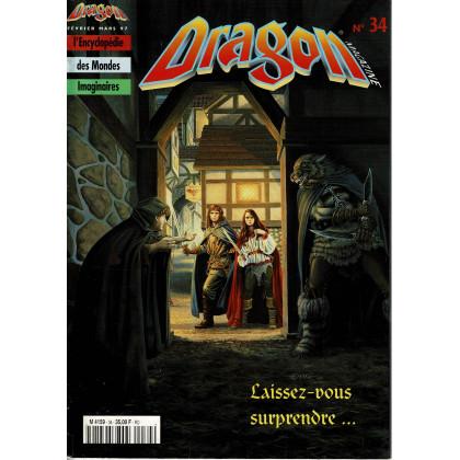 Dragon Magazine N° 34 (L'Encyclopédie des Mondes Imaginaires) 004