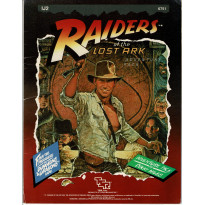 IJ2 Raiders of the Lost Ark (jdr Indiana Jones de TSR en VO)