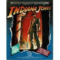 IJ1 Indiana Jones and the Temple of Doom (jdr Indiana Jones de TSR en VO)