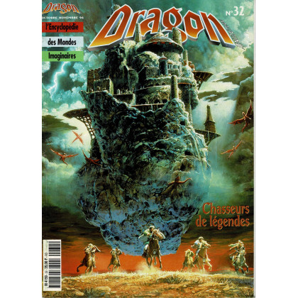 Dragon Magazine N° 32 (L'Encyclopédie des Mondes Imaginaires) 003