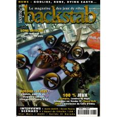 Backstab N° 27 (le magazine des jeux de rôles)