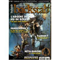 Backstab N° 22 (le magazine des jeux de rôles)