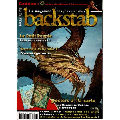 Backstab N° 40 (le magazine des jeux de rôles) 005