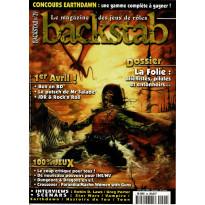 Backstab N° 29 (le magazine des jeux de rôles)