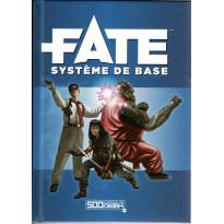 Fate - Système de base (jdr de 500 Nuances de geek en VF)