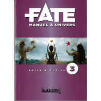 Fate - Boîte à Outils 3 (jeu de rôle en VF)