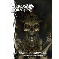 Héros & Dragons - Cadre de Campagne Format Mook (jdr de Black Book en VF)