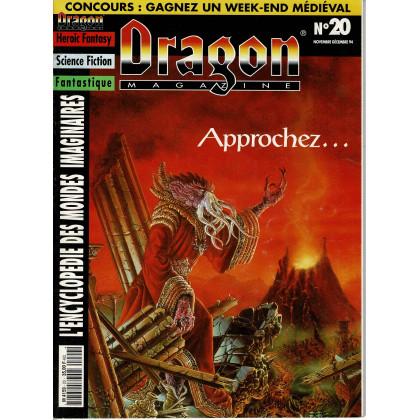 Dragon Magazine N° 20 (L'Encyclopédie des Mondes Imaginaires) 005