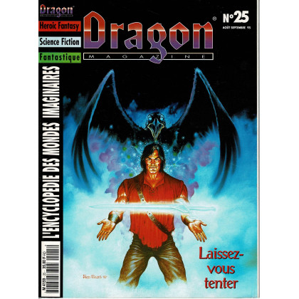 Dragon Magazine N° 25 (L'Encyclopédie des Mondes Imaginaires) 005