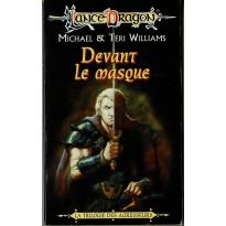 Devant le masque (roman LanceDragon en VF)