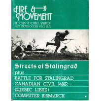 Fire & Movement 23 (magazine de wargames en VO)