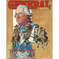 General Vol. 20 Nr. 3 (magazine jeux Avalon Hill en VO)