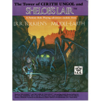 The Tower of Cirith Ungol and Shelob's Lair (jdr MERP en VO) 003
