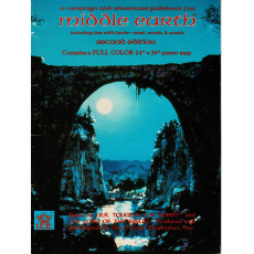 Middle Earth campaign and adventure guidebook - Second Edition (jdr MERP en VO)