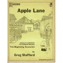 Apple Lane - Scenario Pack 2 (jdr Runequest en VO)