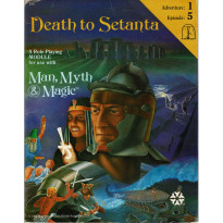 Death to Setanta (jdr Man, Myth & Magic de Yaquinto en VO) 001