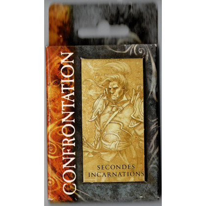 Cartes Secondes Incarnations (jeu de figurines Confrontation en VF) 001