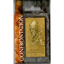 Cartes Secondes Incarnations II (jeu de figurines Confrontation en VF)