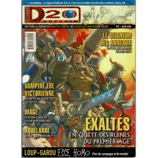D20 Magazine N° 20 (magazine de jeux de rôles)