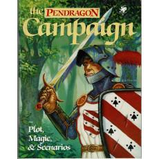The Pendragon Campaign (Rpg Pendragon de Chaosium en VO)