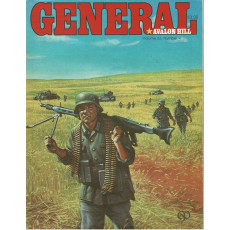 General Vol. 22 Nr. 4 (magazine jeux Avalon Hill en VO)