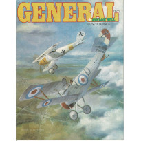 General Vol. 23 Nr. 5 (magazine jeux Avalon Hill en VO)