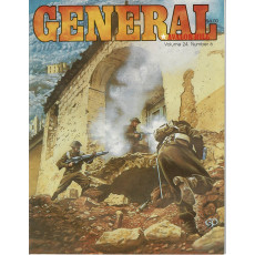 General Vol. 24 Nr. 6 (magazine jeux Avalon Hill en VO)