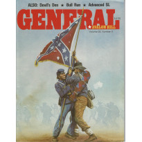 General Vol. 25 Nr. 5 (magazine jeux Avalon Hill en VO)