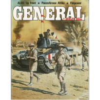 General Vol. 25 Nr. 6 (magazine jeux Avalon Hill en VO)