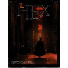 HEX édition limitée - Le jeu de rôle (livre de base jdr de Studio Mammouth en VF)