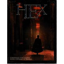 HEX édition limitée - Le jeu de rôle (livre de base jdr de Studio Mammouth en VF) 001