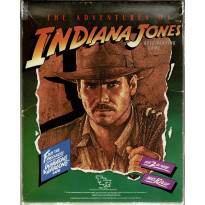 The Adventures of Indiana Jones Role-Playing Game (jdr boîte de base de TSR en VO)