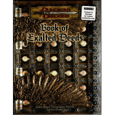 Book of Exalted Deeds (jdr D&D 3.0 en VO)