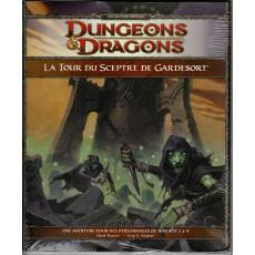 La Tour du Sceptre de Gardesort (jdr Dungeons & Dragons 4 en VF)