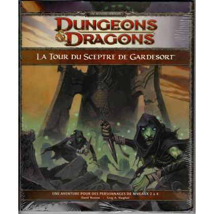 La Tour du Sceptre de Gardesort (jdr Dungeons & Dragons 4 en VF) 009