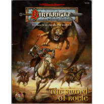 Birthright - The sword of Roele (jdr AD&D 2e édition en VO)