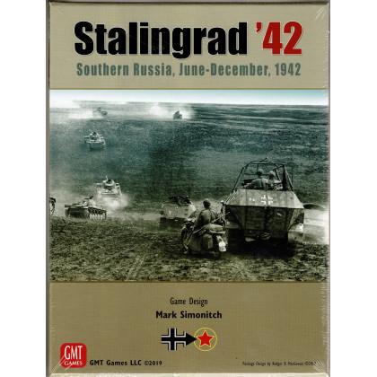 Stalingrad '42 (wargame GMT édition 2019 en VO) 001