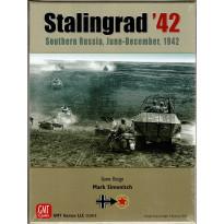 Stalingrad '42 (wargame GMT édition 2019 en VO)