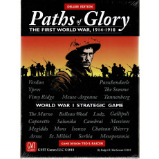 Paths of Glory - Deluxe Edition V6 de 2018 (wargame GMT en VO)