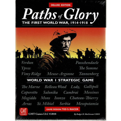 Paths of Glory - Deluxe Edition V6 de 2018 (wargame GMT en VO) 002