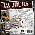 13 Jours (jeu de stratégie éditions du Matagot en VF) 001