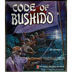 Code of Bushido - ASL Module 8 (wargame Advanced Squad Leader en VO)