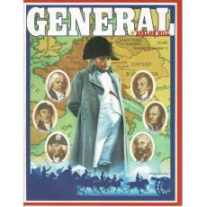 General Vol. 23 Nr. 4 (magazine jeux Avalon Hill en VO)