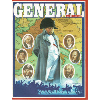 General Vol. 23 Nr. 4 (magazine jeux Avalon Hill en VO)