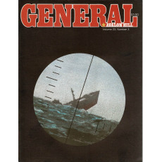 General Vol. 23 Nr. 3 (magazine jeux Avalon Hill en VO)