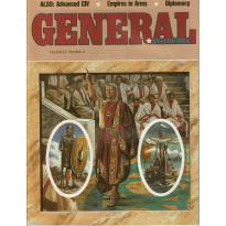 General Vol. 27 Nr. 4 (magazine jeux Avalon Hill en VO)