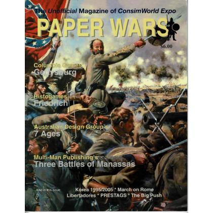 Paper Wars - Issue 63 (magazine wargames en VO) 001